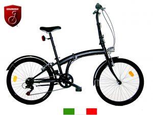 bici pieghevole girardengo 24
