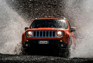 jeep renegade in promozione