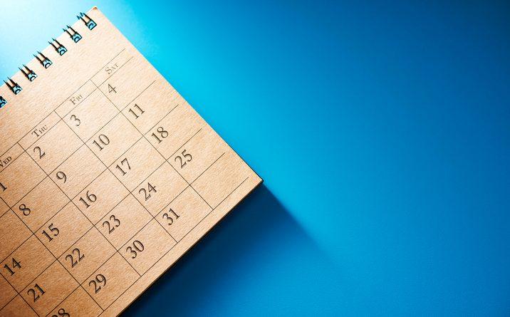 Calendario Inizio Scuola.Calendario Scolastico 2018 19 Inizio Scuola Vacanze E Ponti