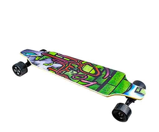 Skateboard elettrico slave