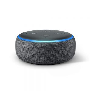 Assistente vocale Amazon Echo Dot