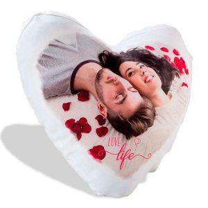 Cuscino personalizzato per San Valentino