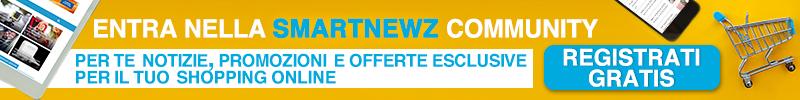 Iscriviti alla newsletter di SmartnewZ