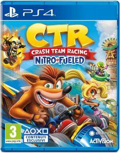 1. Crash Team Racing Nitro-Fueled