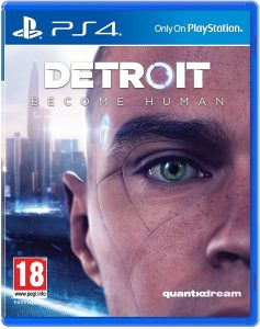 3. Detroit: Become Human ps4