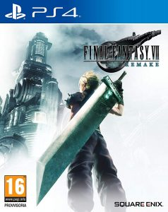 8. Final Fantasy VII Remake ps4
