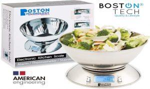 bilancia da cucina modello boston tech