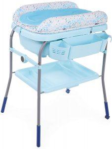 fasciatoio neonato chicco con vaschetta