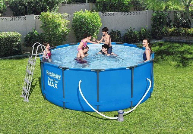 piscina da giardino come scegliere quella giusta