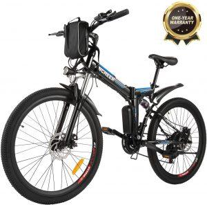 bicicletta con pedalata assistita bipa