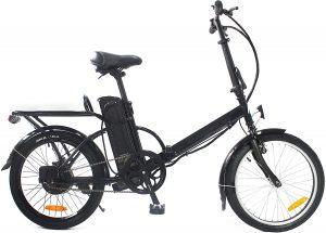 bicicletta con pedalata assistita pedal