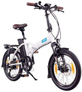 bicicletta con pedalata assistita elettric pedal assisted cycle