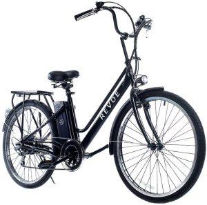 bicicletta con pedalata assistita bici elettrica
