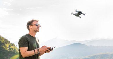 drone economico da viaggio origini storia