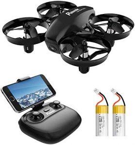 drone da viaggio mini drone potensic