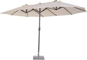 ombrellone da giardino apertura
