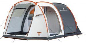 tenda da campeggio per famiglie con bambini