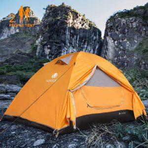tenda da campeggio facile da montare