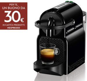 macchinetta del caffè nespresso
