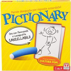 migliori giochi da tavolo come si gioca a pictionary